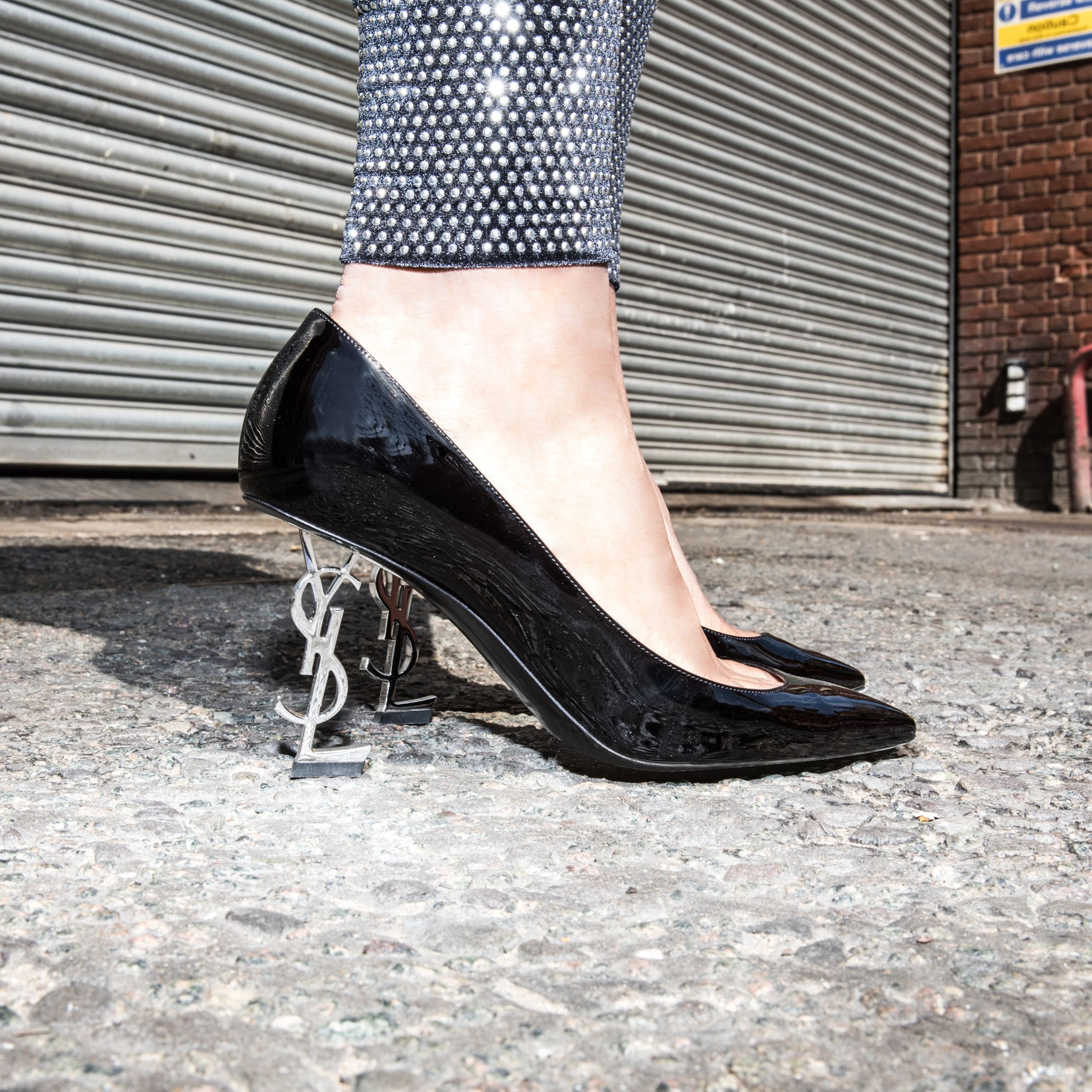 29403e9bb6af Stand out from the heel crowd with this must-have  ysl pumps⚡ How can you  live without them