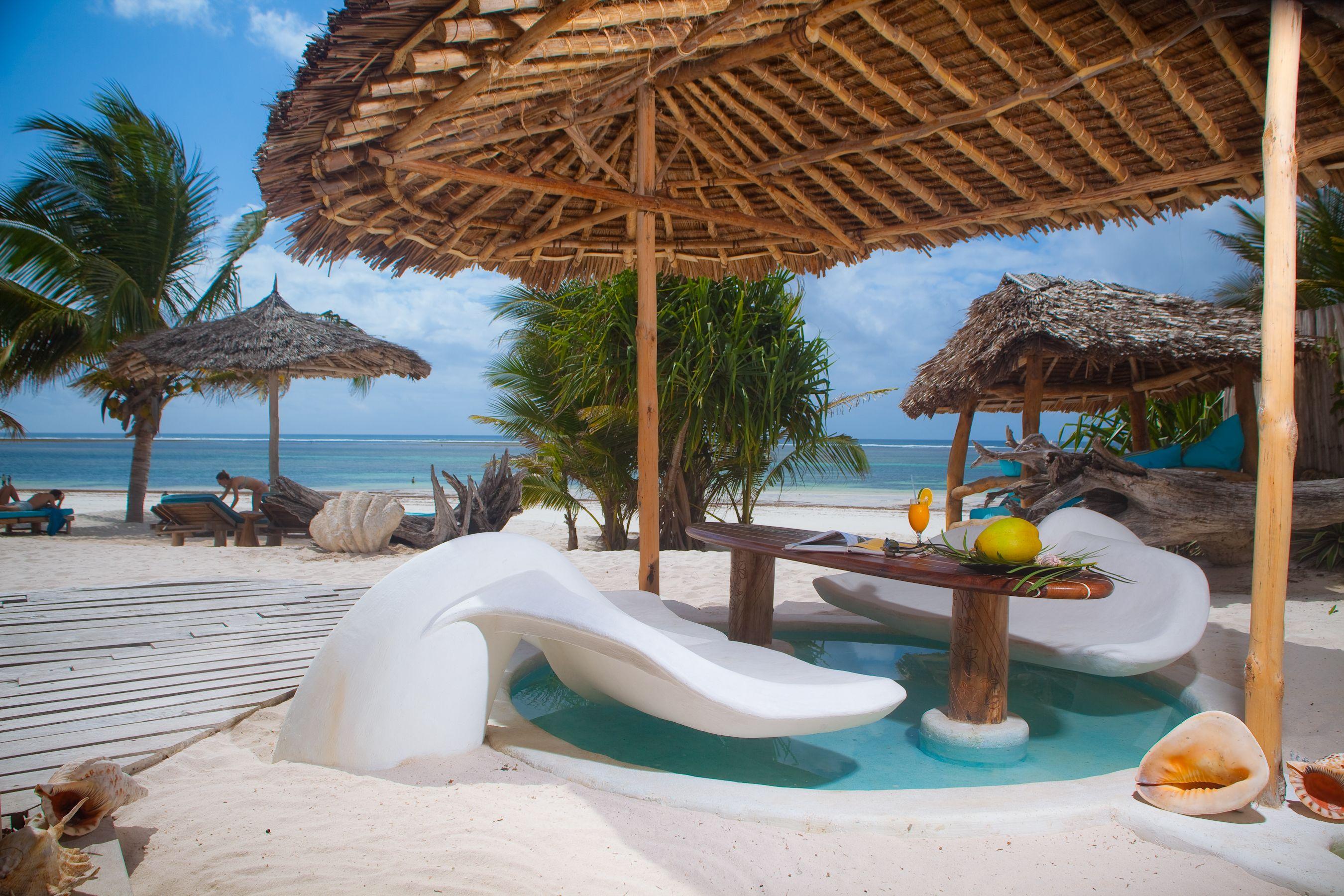 Water Beach Resort Diani Kenya