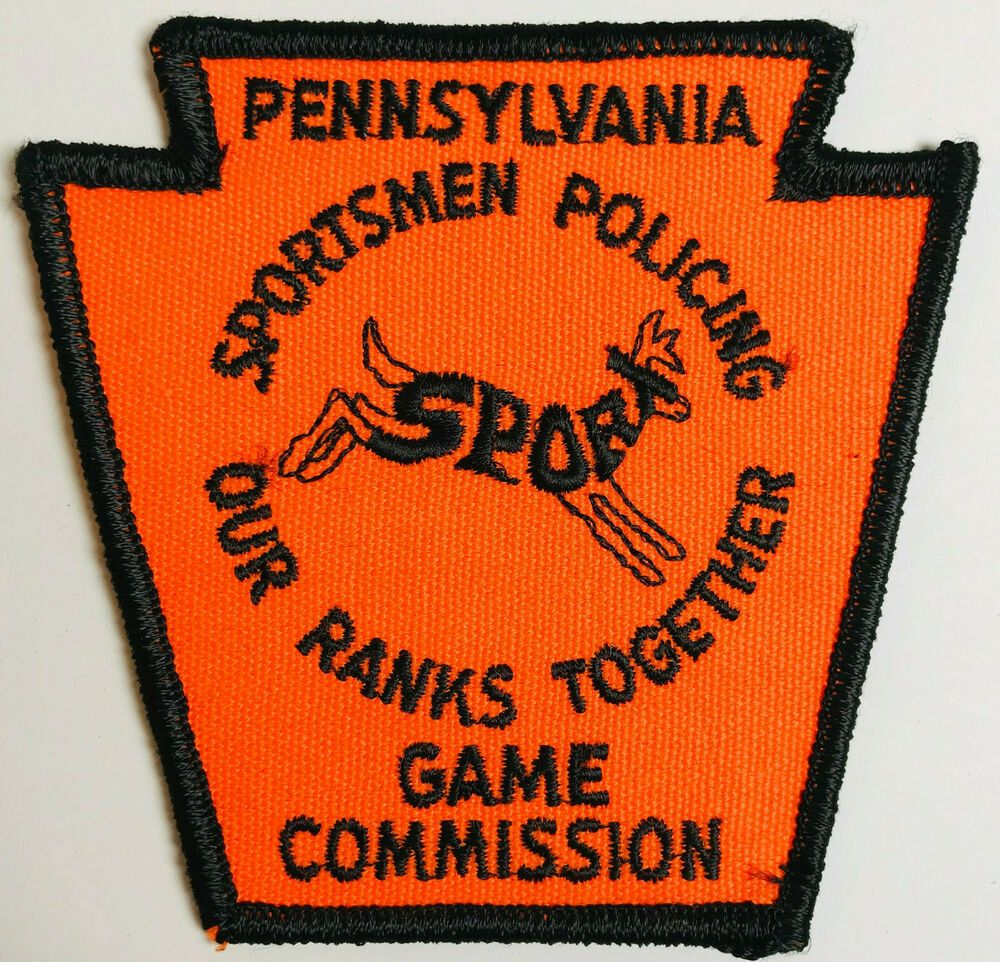 Pennsylvania Game Commission Sportsmen Policing Our Ranks
