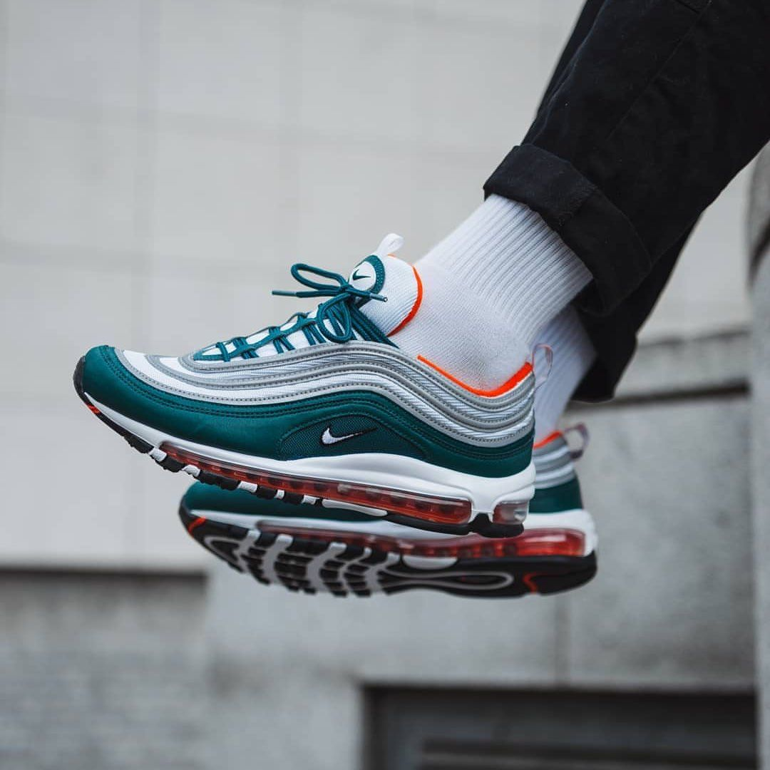 c84660fe56 Nike Air Max 97 Rainforest « Miami Hurricanes » https://insidesneakers.com