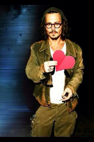 My all time fave photo of Johnny Depp love him loads