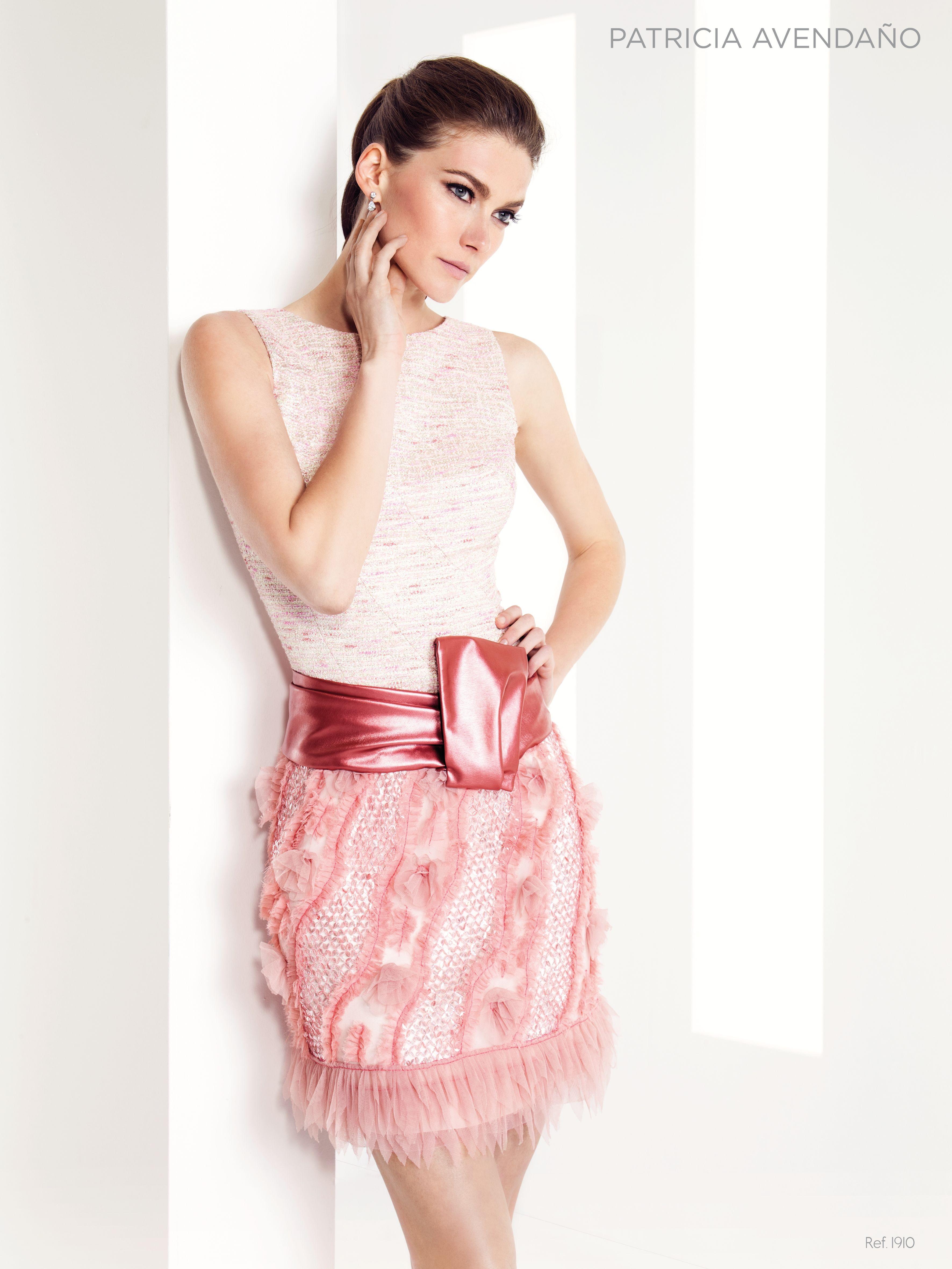 Patricia Avendaño | Short Dresses | Pinterest | Vestidos de fiesta ...