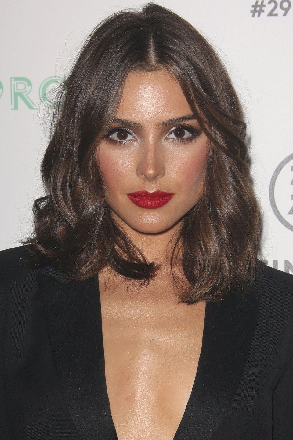 Were Putting A Twist On The Lob Hairstyle And Heres What It Looks