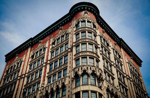 Upper East Side Manhattan .