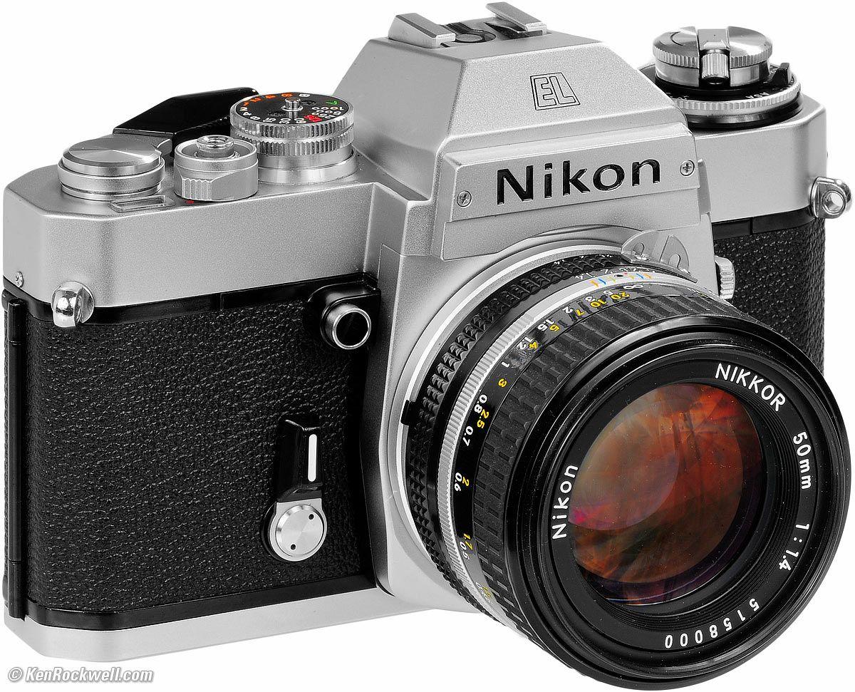 Nikon EL2 | Photography | Pinterest