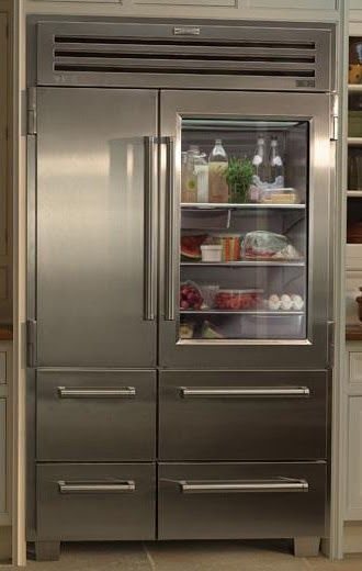 Clear Door Refrigerator to my personal blog on