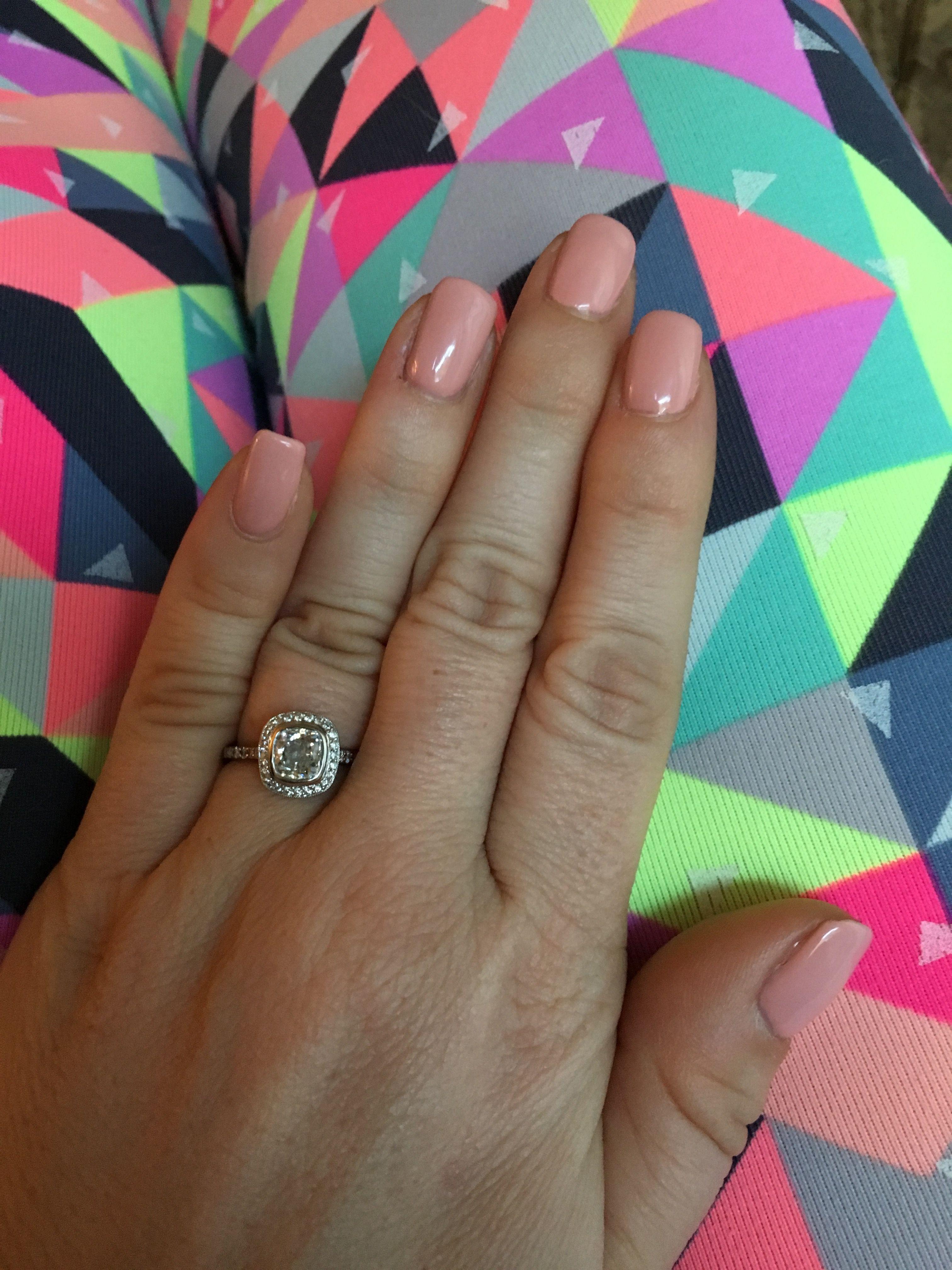 DND Cinnamon Whip gel polish   Pinterest pics   Pinterest