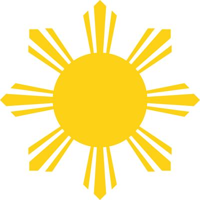 Sunsymbolphilippinesflag Png 400 400 Filipino Tattoos Philippine Flag Filipino