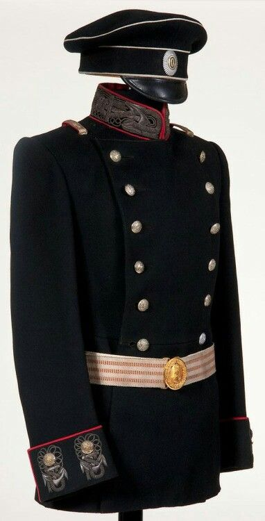 2075221bd66 Imperial Russian naval officer s uniform and hat....from 1910.