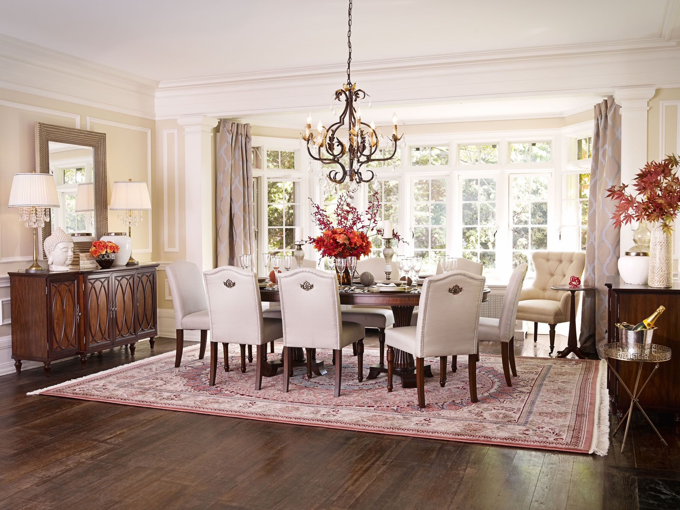 Calais Dining Table | Bombay Canada | Dining Rooms by Bombay ...