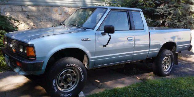 1986 Nissan Pickup For Sale