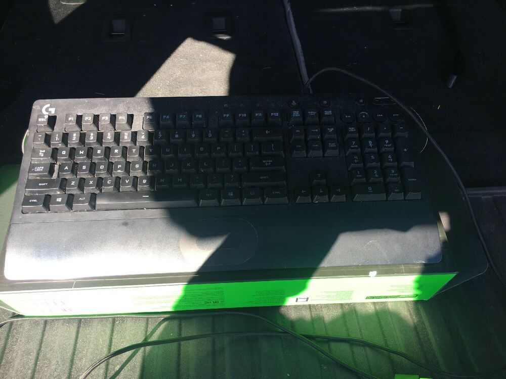 47090507e90 Details about Logitech G213 Prodigy 920-008083 Wired Keyboard ...