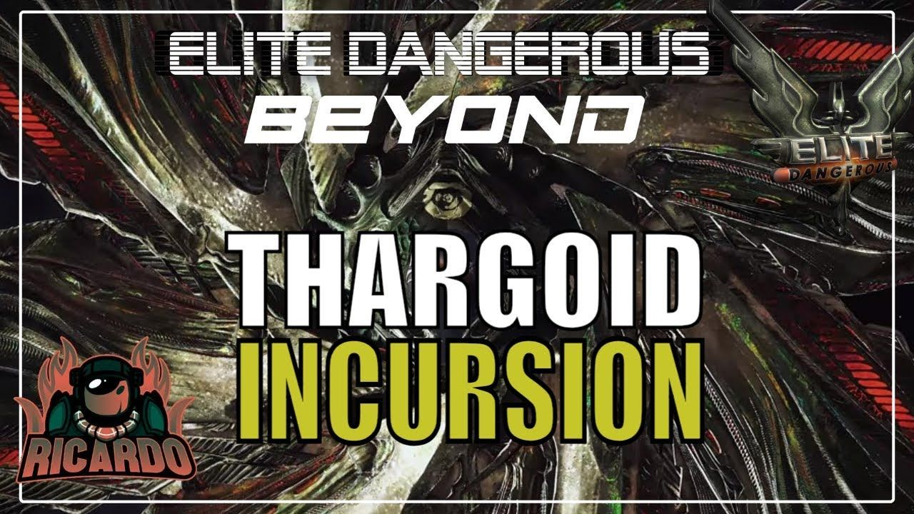 Elite: Dangerous New Thargoid Incursion State beyond chapter