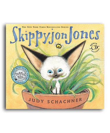 Take a look at this SkippyJon Jones Hardcover by Penguin Group (USA) on #zulily today!