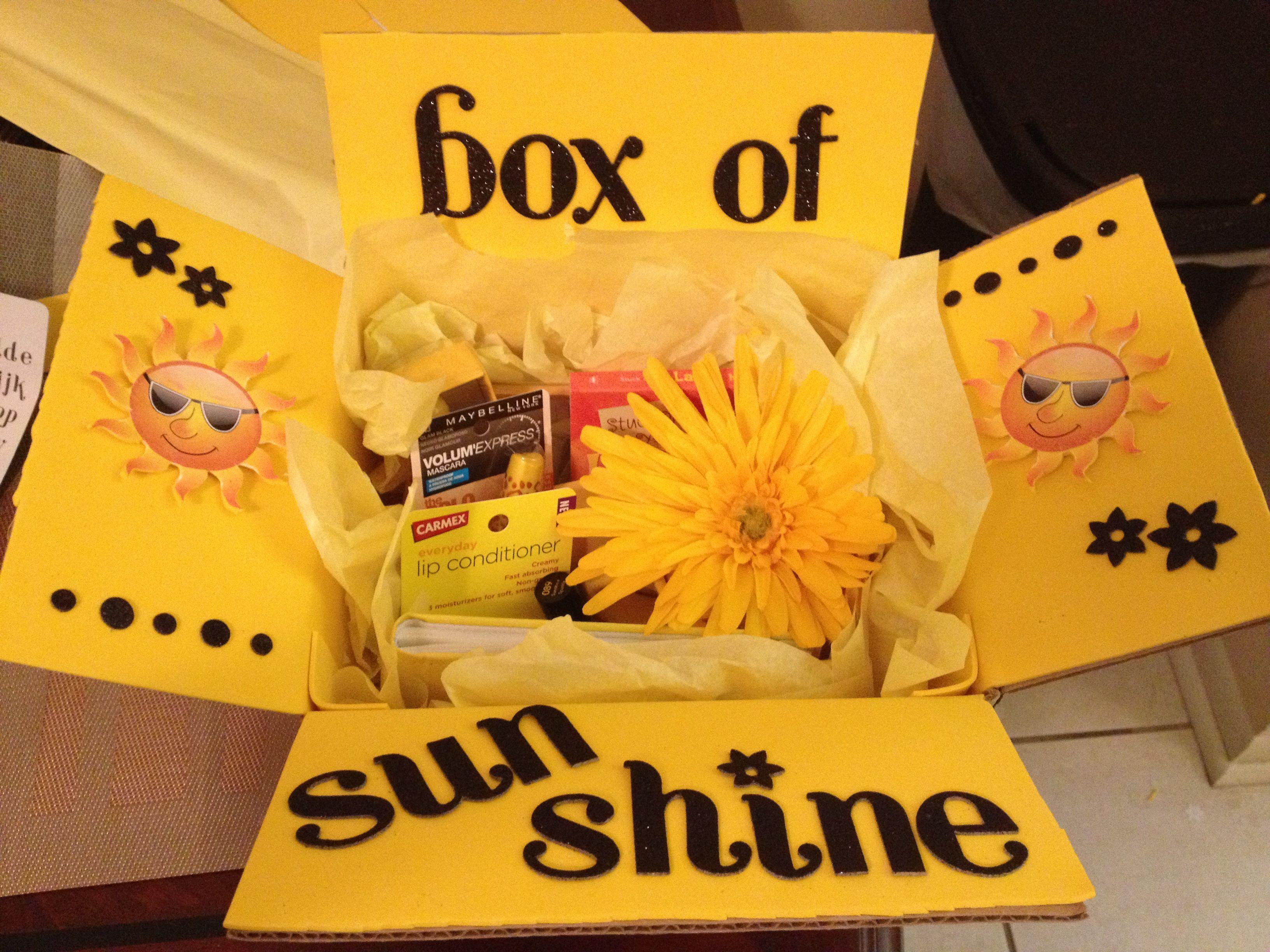 Box of sunshine box of sunshine pinterest