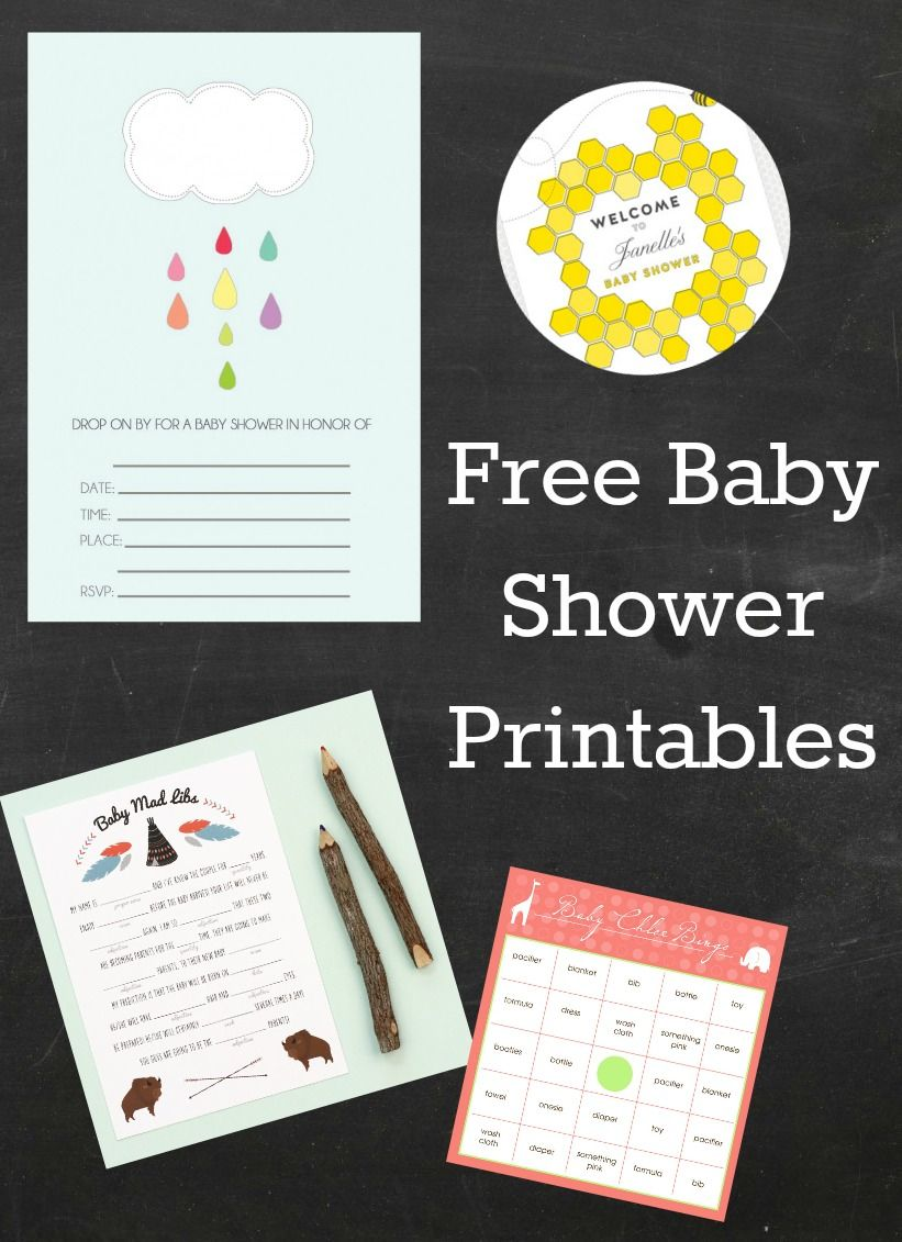 Baby Mad Libs? Yes, Please (With images) | Free baby ...