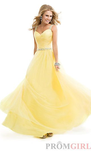 Flirt Ball Gown with Beaded Back at PromGirl.com Absolutely gorgeous ...
