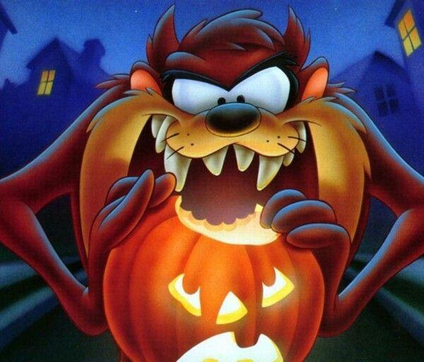 Tazmania Dibujos Animados De Halloween Fotos De Halloween Disney Halloween