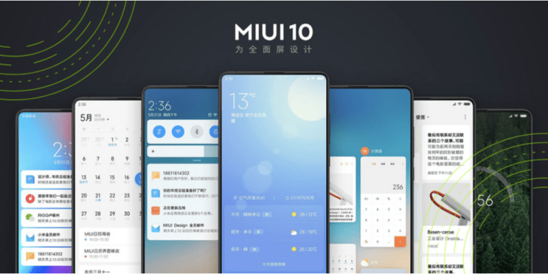 Pin on Install MiUI 10 On Redmi Note 5 Pro, Mi Mix 2/2S, Mi 6