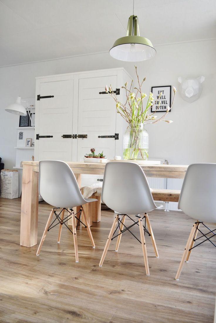 Scandinavisch wonen interieur blog pinterest for Eettafel scandinavisch