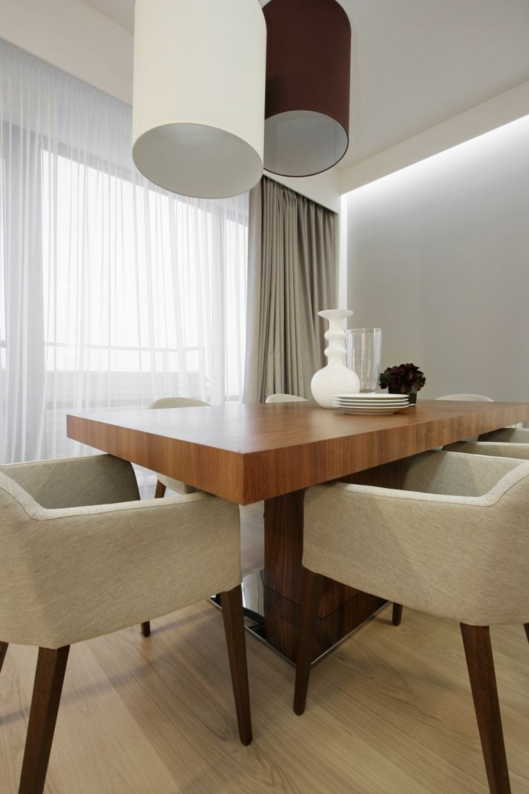Decorar comedor pequeño 55 ideas y consejos | casa nueva | Pinterest ...