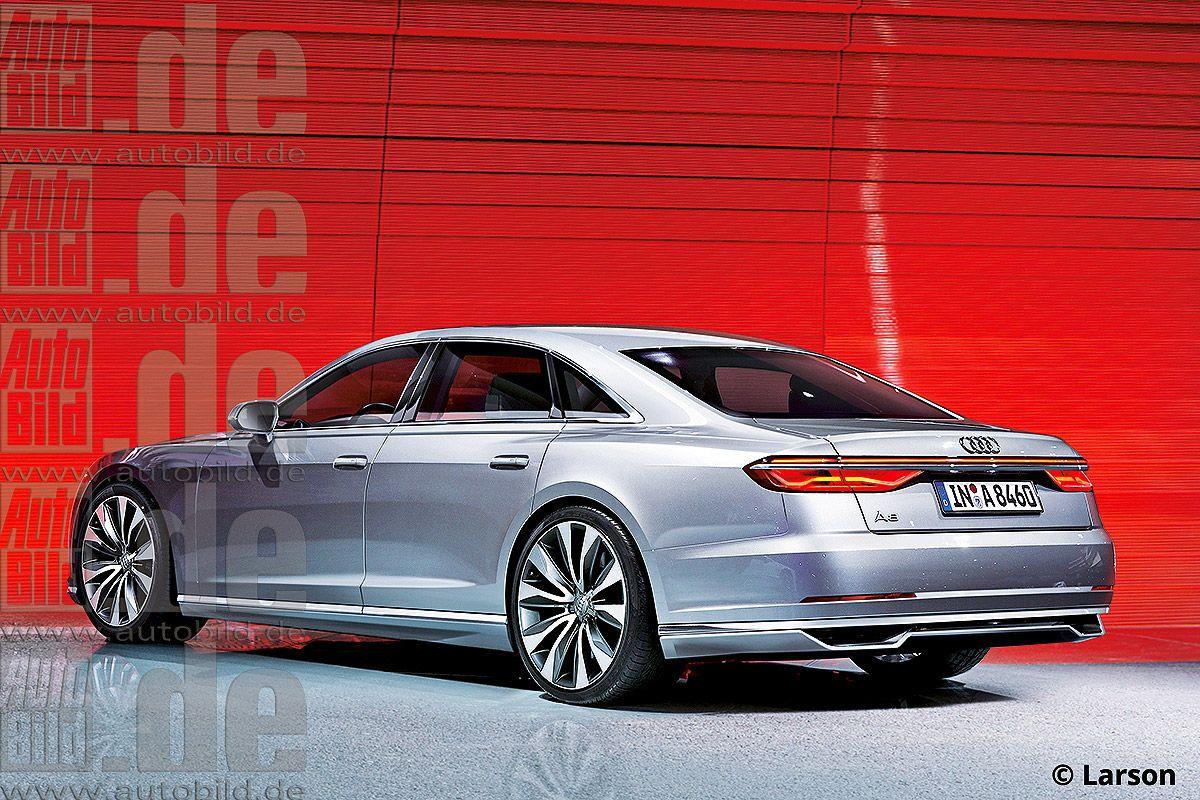 Neue Ober Und Luxusklasse Modelle 2019 Bis 2023 Limousine Audi Audi A8
