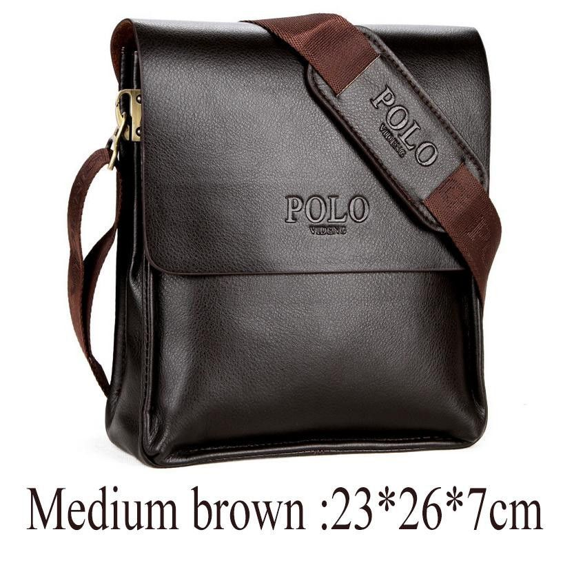 2016 men messenger bags leather bag Briefcase shoulder bags designer high  quality business famous brand crossbody bags db19246ffc85c
