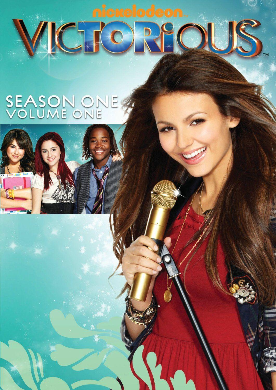 Amazon.com: Victorious: Season 1, Vol. 1: Victoria Justice, Leon Thomas III, Matt Bennett, Elizabeth Gillies, Ariana Grande, Avan Jogia, Daniella Monet: Movies & TV