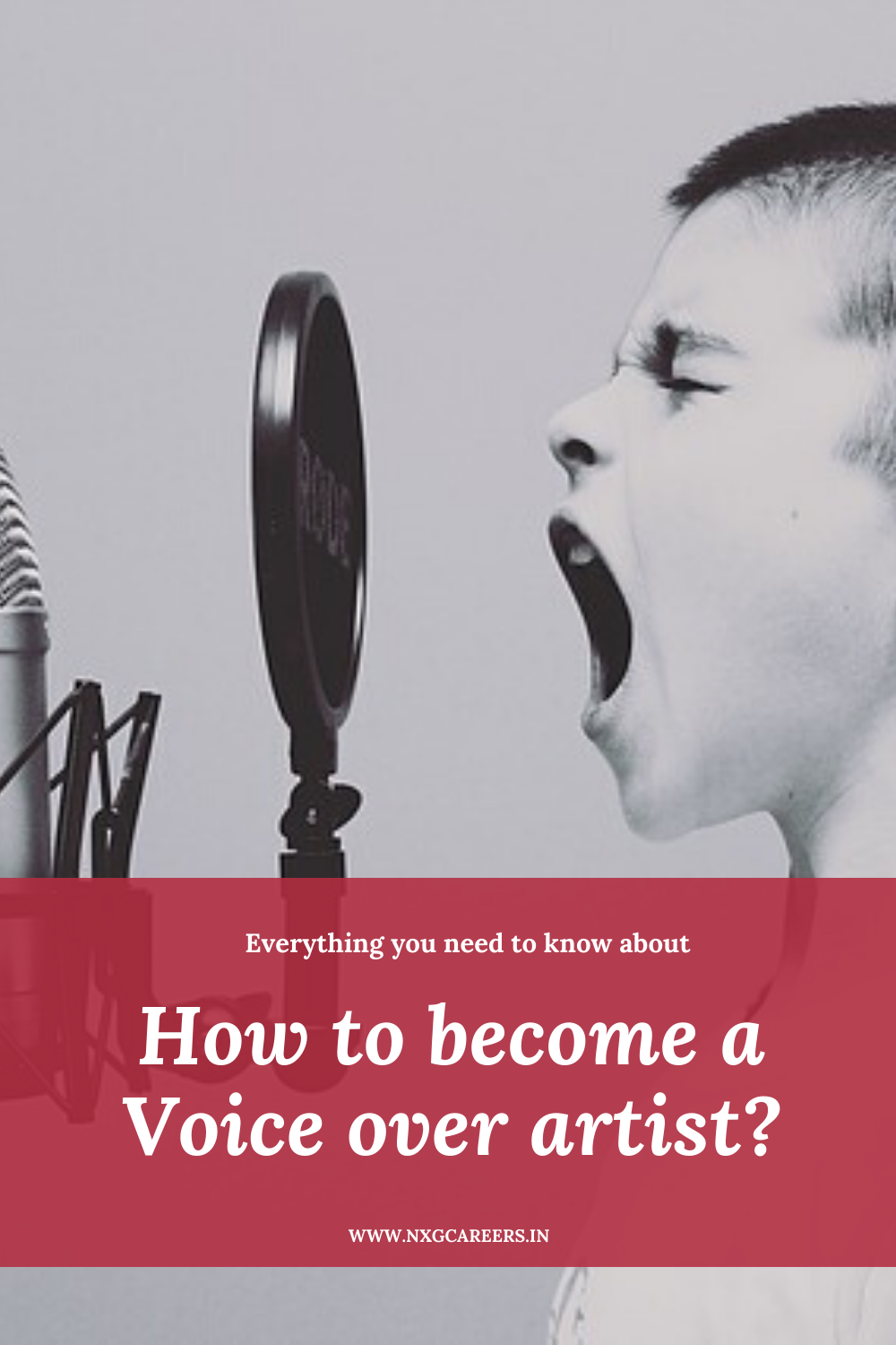 Career As A Voice Over Artist Career The Voice Education In India