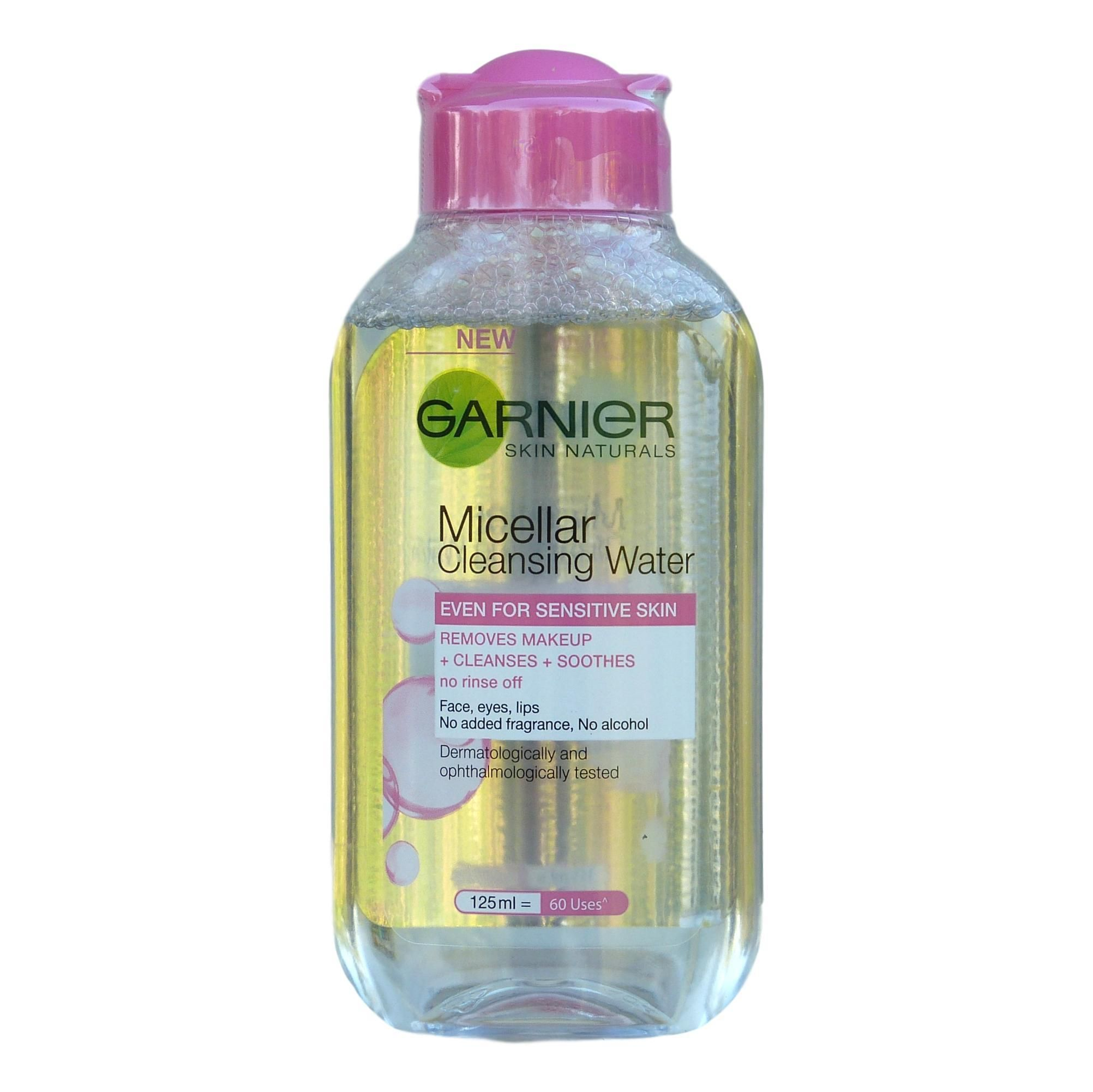 Garnier Skin Naturals Micellar Cleansing Water Sensitive