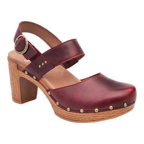 f929312237f Women s Dansko Dotty Heeled Sandal