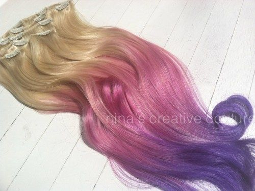 Cotton candy ombre hair unicorn hair blonde ombre hair cotton candy ombre hair unicorn hair blonde ombre hair extensions pastel pmusecretfo Images