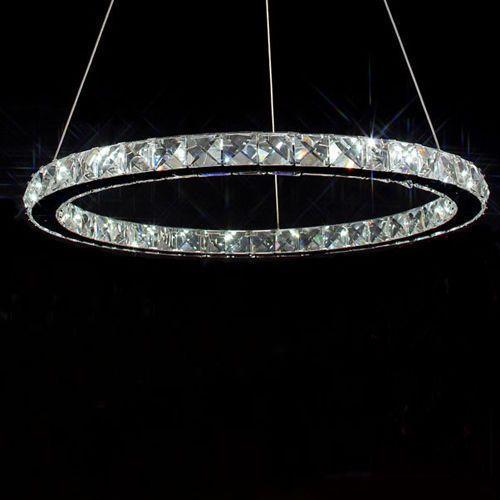 Led Light Fixture Flashing On And Off: Flash Modern Crystal LED Ceiling Light Pendant Lamp