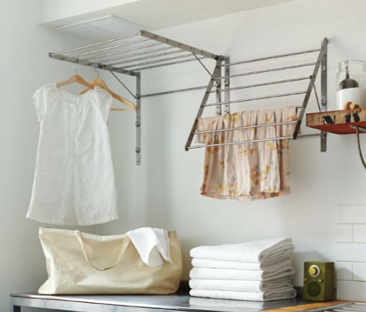 like the fold away hangers for shirts