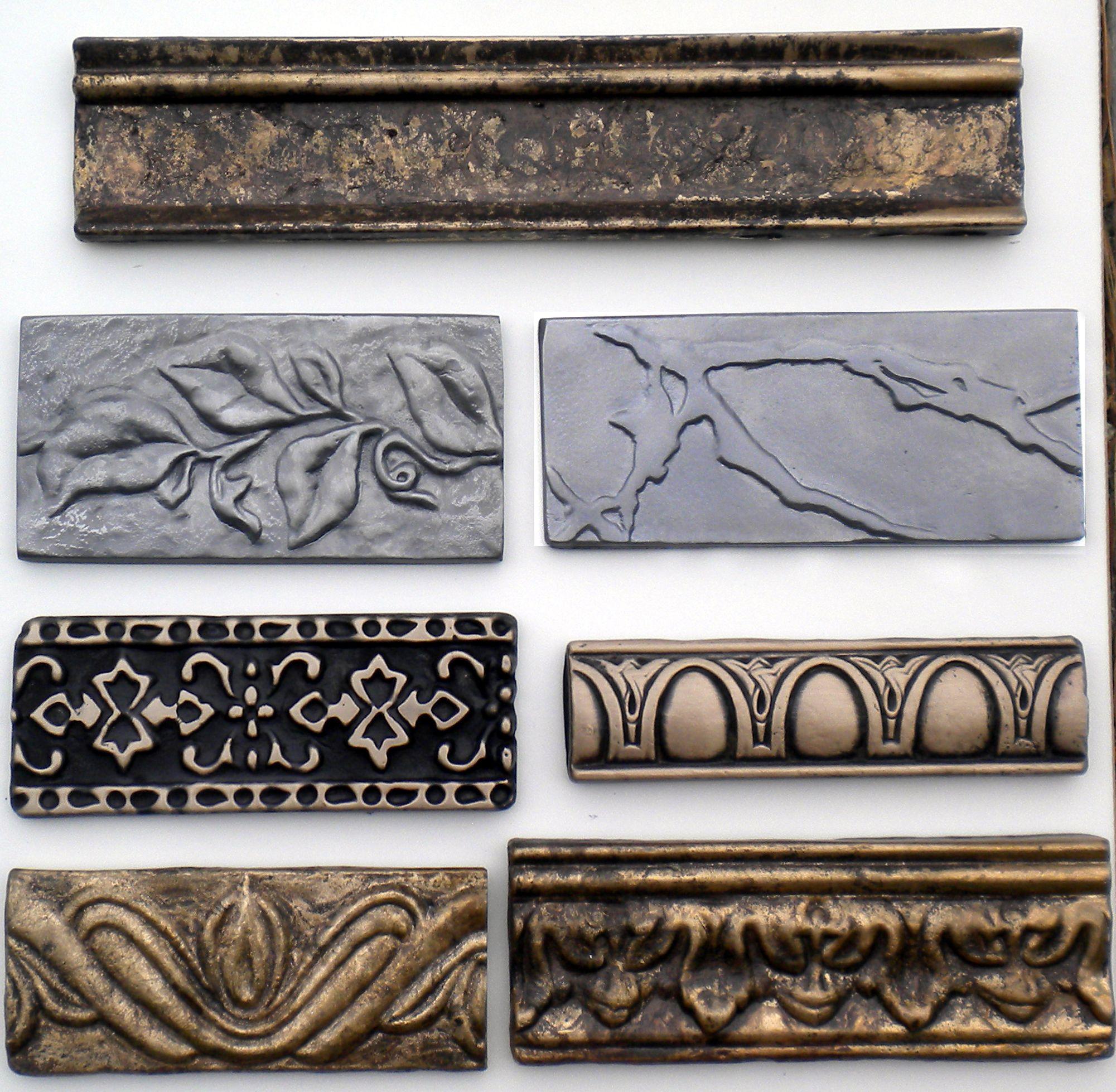 Decorative Metal Trim Molding | Paintings in 2019