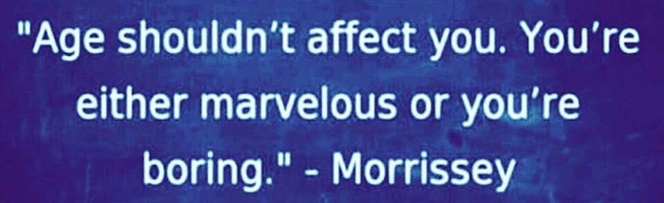 MORRISSEY | Bigmouth Strikes Again! | Pinterest