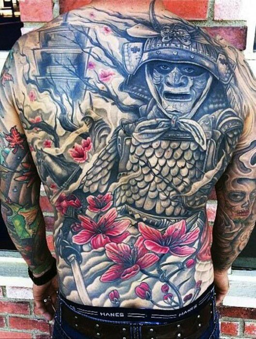 50 Japanese Temple Tattoo Designs For Men Buddhist Ink Ideas