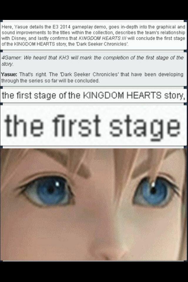 What   WHAT?! | Kingdom Hearts | Kingdom hearts funny