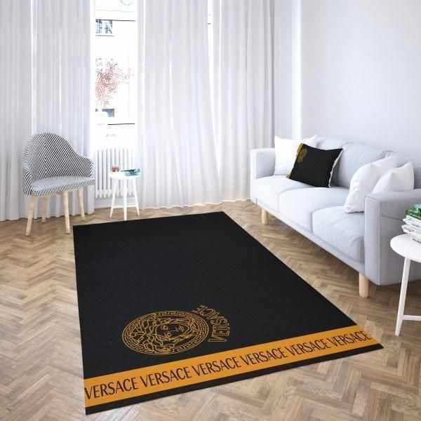 Versace Area Amazon Best Seller Sku 3989 Rug In 2020 Rugs In Living Room Floor Decor Decor #versace #living #room #rug