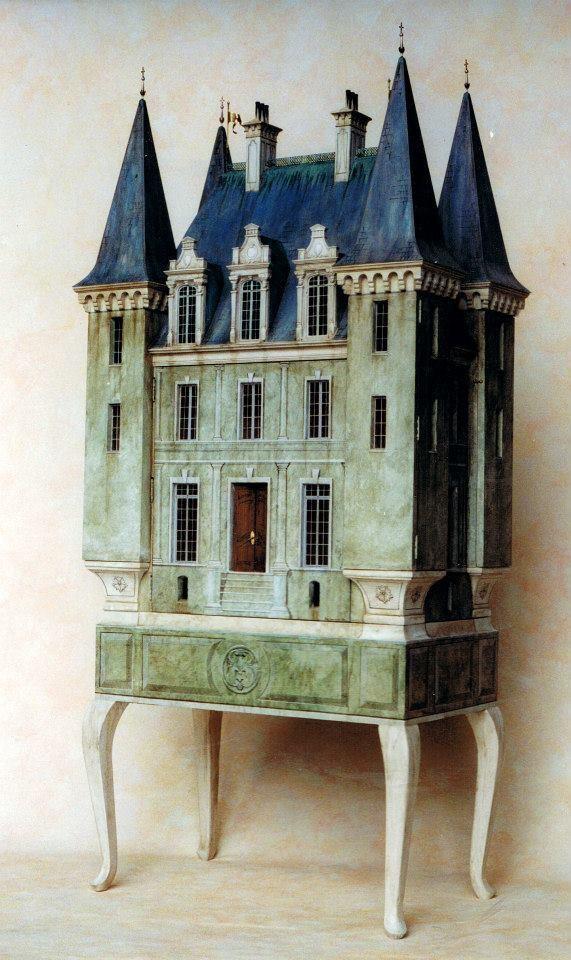 My Favorite Eric Lansdown house #dollhouse