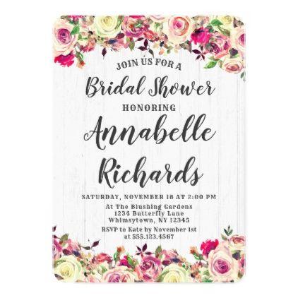 Blush pink green rose bridal shower invitation blush pink green rose bridal shower invitation wedding invitations cards custom invitation card design stopboris Gallery