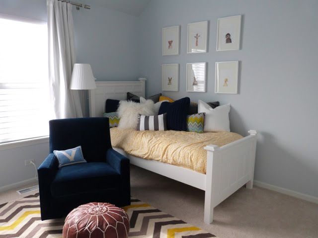 Fine Benjamin Moore Bunny Gray On Walls Just In Case We Need A Interior Design Ideas Inamawefileorg