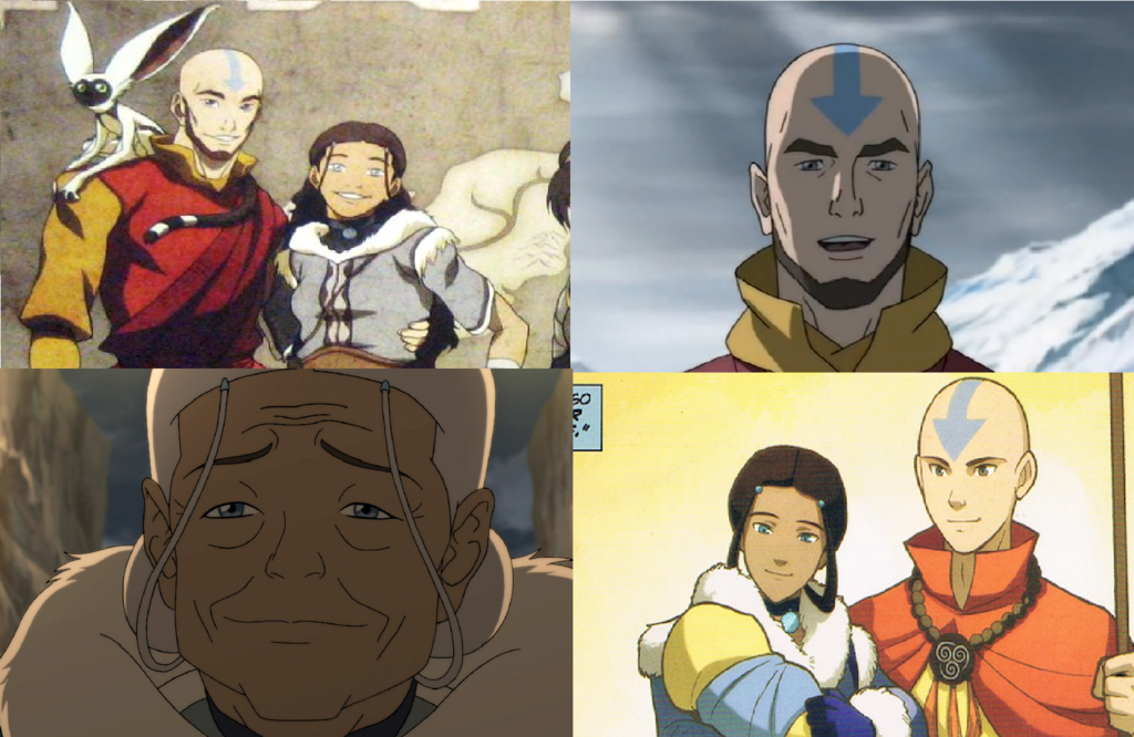 Awe the feels t t avatar the last airbender the legend of kataang avatar the legend of korra photo fanpop voltagebd Image collections