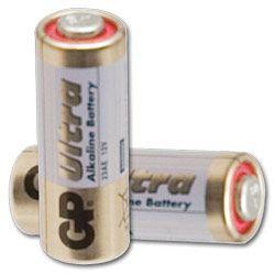 Gp 12v Alkaline Batteries Size 23a 2 Pack Battery Sizes Alkaline Battery Household Batteries