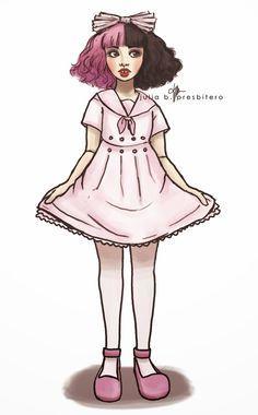 melanie martinez dollhouse outfit