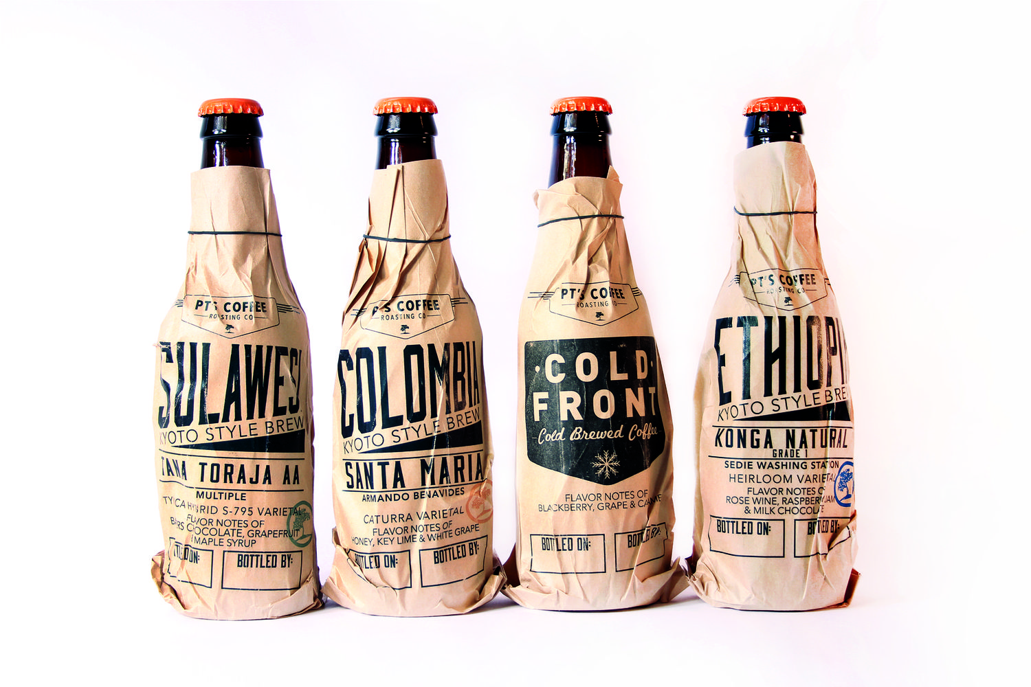 Cold Brew Packaging — The Dieline - Package Design Resource