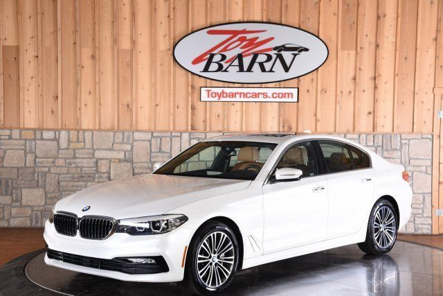 Ad 5 Series 540i Xdrive Sport 2018 Bmw 5 Series 540i Xdrive Sport