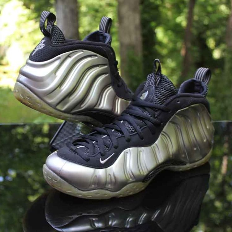 NIKE AIR FOAMPOSITE ONE PRM ABALONE 575420 009 ...