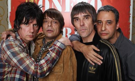 Stone Roses - want to see them!