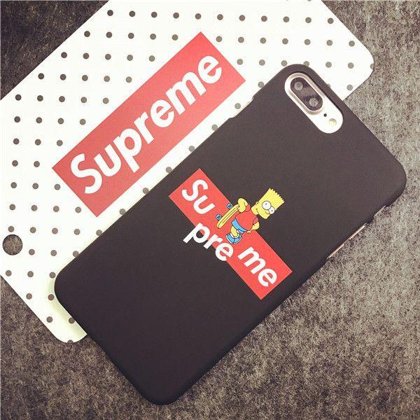 Supreme Simpson Plastic Iphone6 6s Plus Iphone 7 7 Plus Case Case Iphone 7 Iphone